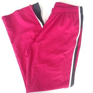 Nike Pants - Nike pink track pants with stretch